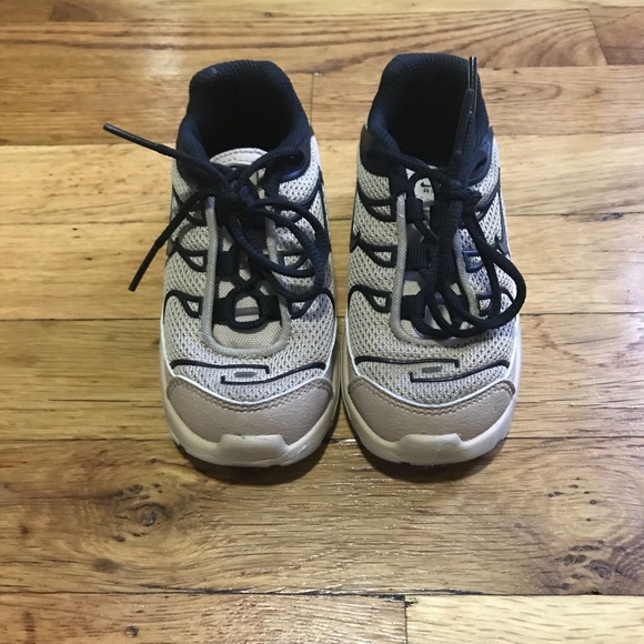 huge selection of 2763a 6533e Nike Air Max Plus Size 7 Baby/Toddler